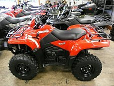2018 Suzuki KingQuad 750 for sale 200515131